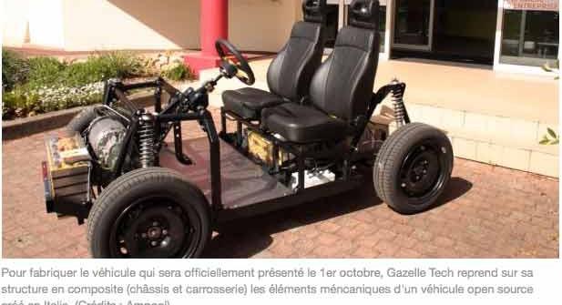La Tribune-GazelleTech